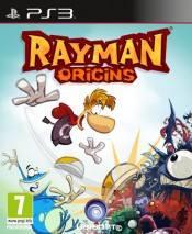 Rayman Origins cd cover