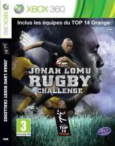 Jonah Lomu Rugby Challenge dvd cover