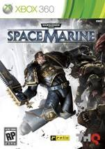 Warhammer 40,000: Space Marine dvd cover