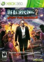 Dead Rising 2: Off the Record dvd cover