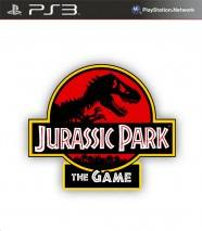 Jurassic Park The Game cd cover