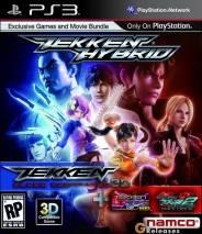 Tekken Hybrid dvd cover