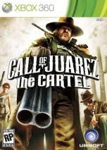 Call of Juarez: The Cartel dvd cover