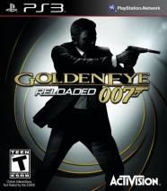 GoldenEye 007 Reloaded cd cover