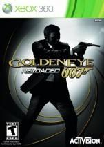 GoldenEye 007: Reloaded dvd cover