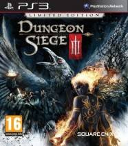 Dungeon Siege III dvd cover