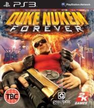 Duke Nukem Forever dvd cover
