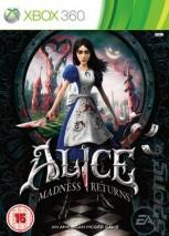 Alice: Madness Returns dvd cover
