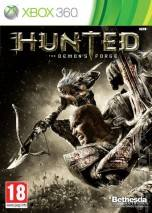 Hunted: The Demon's Forge dvd cover