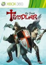 The First Templar dvd cover