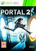 Portal 2 dvd cover