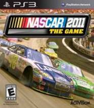 NASCAR The Game: 2011 cd cover