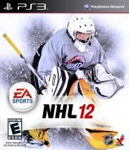 NHL 12 dvd cover