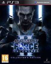 Star Wars: The Force Unleashed II dvd cover