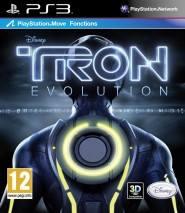 Tron Evolution dvd cover