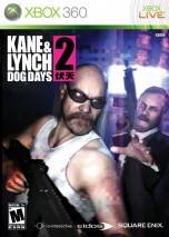 Kane & Lynch 2 Dog Days dvd cover