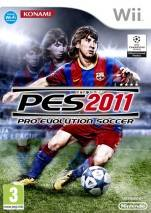 Pro Evolution Soccer 2011 dvd cover