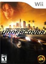 Need for Speed Undercover dvd cover