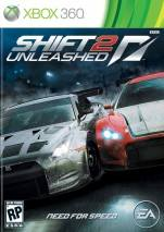 Need for Speed Shift 2: Unleashed dvd cover