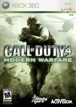 Call of Duty 4: Modern Warfare dvd cover