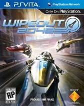 Wipeout 2048 dvd cover