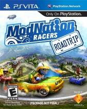 ModNation Racers: Road Trip dvd cover
