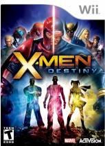 X-Men: Destiny dvd cover