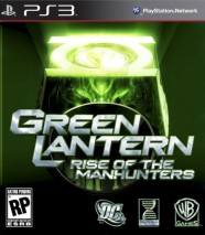 Green Lantern: Rise of the Manhunters cd cover