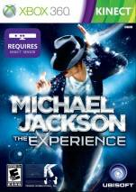 Michael Jackson The Experience dvd cover