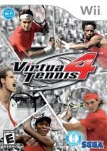 Virtua Tennis 4  dvd cover