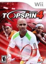 Top Spin 4 dvd cover