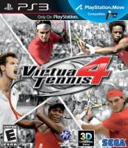 Virtua Tennis 4  cd cover