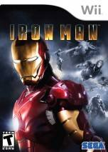 Iron Man 2 dvd cover