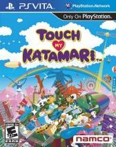 Touch My Katamari dvd cover