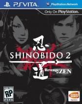 Shinobido 2: Revenge of Zen dvd cover