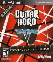 Guitar Hero: Van Halen cd cover