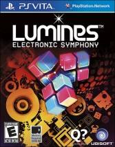 Lumines: Electronic Symphony dvd cover