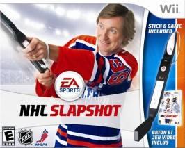 NHL Slapshot dvd cover