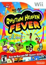 Rhythm Heaven: Fever dvd cover