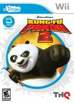 Kung Fu Panda 2: The Video Game dvd cover