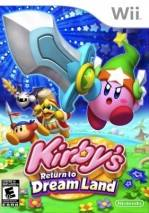 Kirby's Return to Dream Land dvd cover