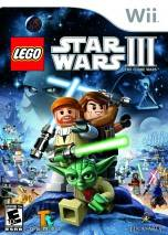 LEGO Star Wars III: The Clone Wars dvd cover