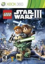 LEGO Star Wars III: The Clone Wars dvd cover