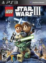 LEGO Star Wars III: The Clone Wars cd cover