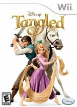 Tangled: The Video Game dvd cover