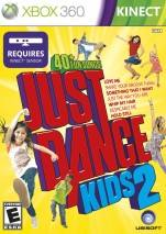 Just Dance Kids 2 dvd cover