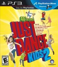 Just Dance Kids 2 cd cover