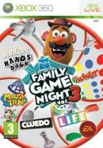 Hasbro Family Game Night 3 dvd cover