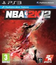 NBA 2K12 cd cover