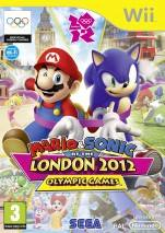 Mario and Sonic at the London 2012 Olympic Games dvd cover